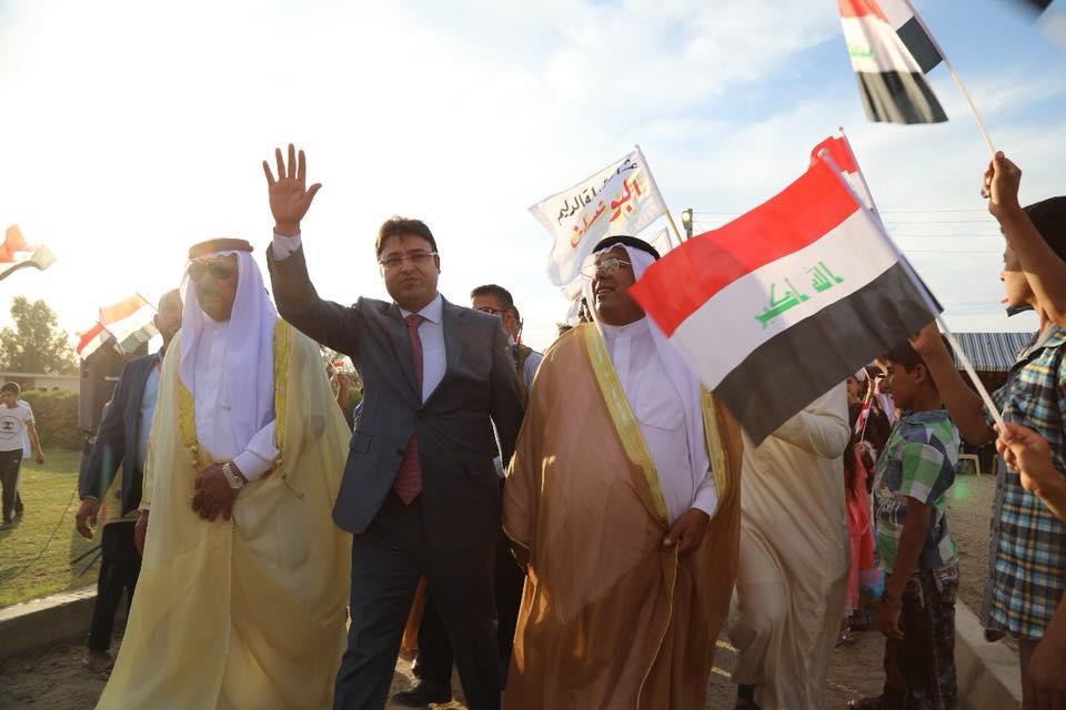 العساف من الرمادي: تَجمّعِ نهضةِ جيلْ يسعى لمد جسورِ الوحدةِ الوطنيةِ بينَ الجنوبِ والشمالِ والغربِ والشرق تحتَ عنوانِ العراقِ الواحدِ المُوحدْ